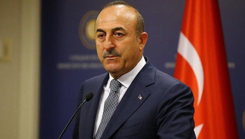 Dışişleri Bakanı Mevlüt Çavuşoğlu'dan Afganistan açıklaması - Son dakika haberleri