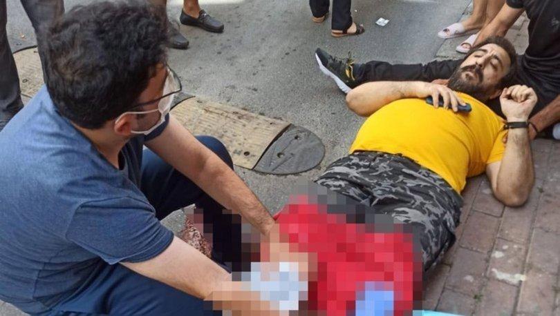Emre Erciş'e silahlı saldırıda 2 gözaltı