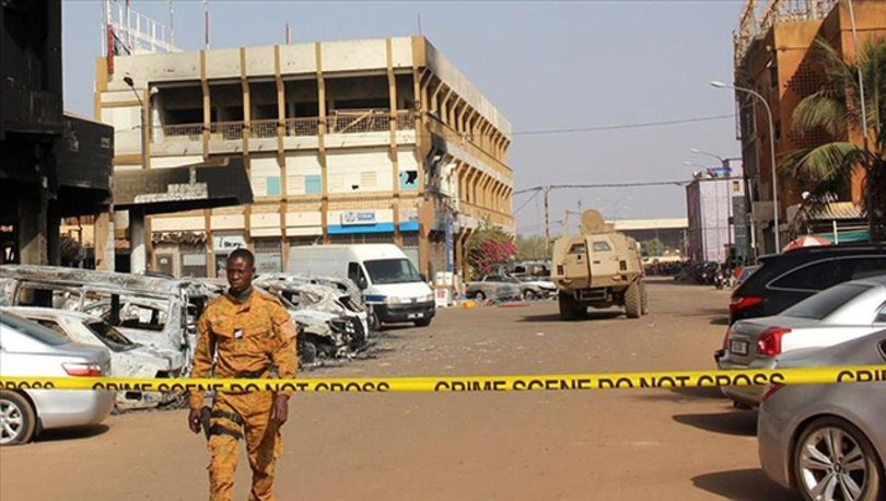 Burkina Faso'da çatışma: 47 ölü, 19 yaralı