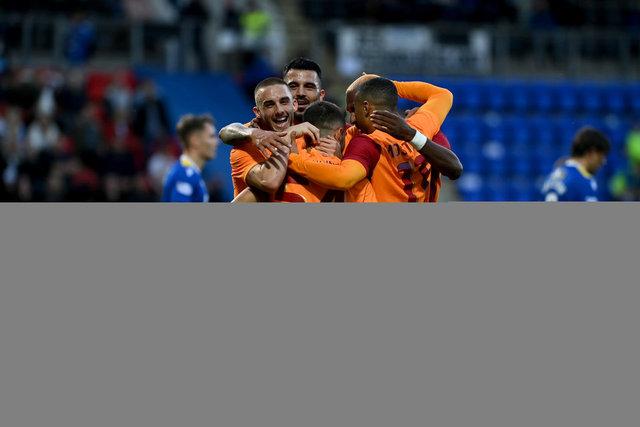 Randers Galatasaray maçı ne zaman, saat kaçta? GS muhtemel 11'leri! Marcao...