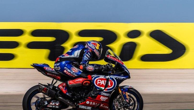 Milli motosikletçiler Toprak Razgatlıoğlu ve Can Öncü, hafta sonu İspanya'da yarışacak