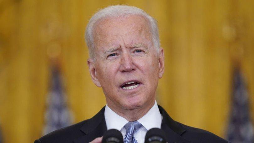 SON DAKİKA! ABD Başkanı Joe Biden: Kaos olmaksızın ayrılamazdık - Haberler