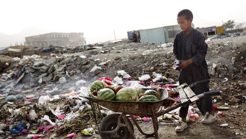 Birleşmiş Milletler: Afganistan'da 14 milyon kişi şiddetli açlıkla karşı karşıya