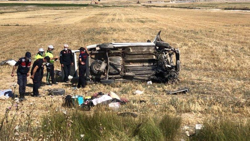 Kayseri'de son dakika feci kaza: Çok sayıda ölü ve yaralı var