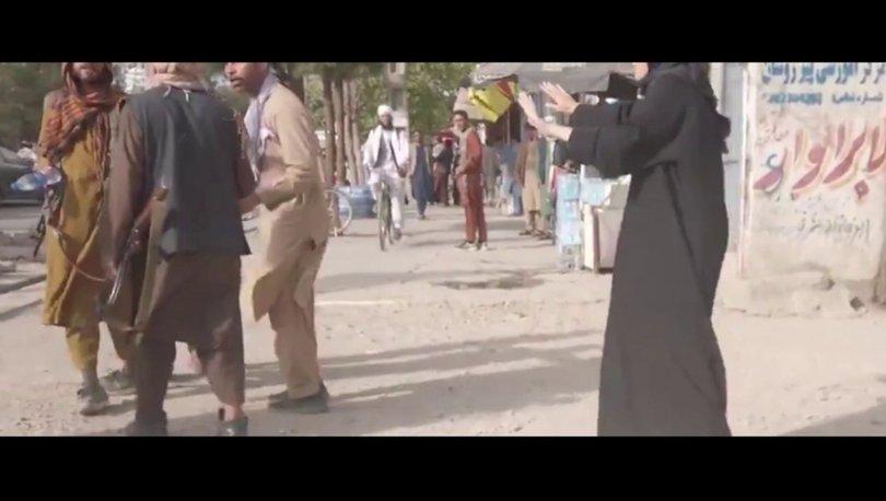 SON DAKİKA: Taliban Kabil'de canlı yayında ünlü muhabire saldırdı!