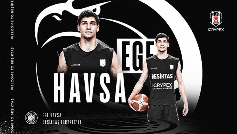 Beşiktaş Icrypex, oyun kurucu Ege Havsa'yı kadrosuna kattı
