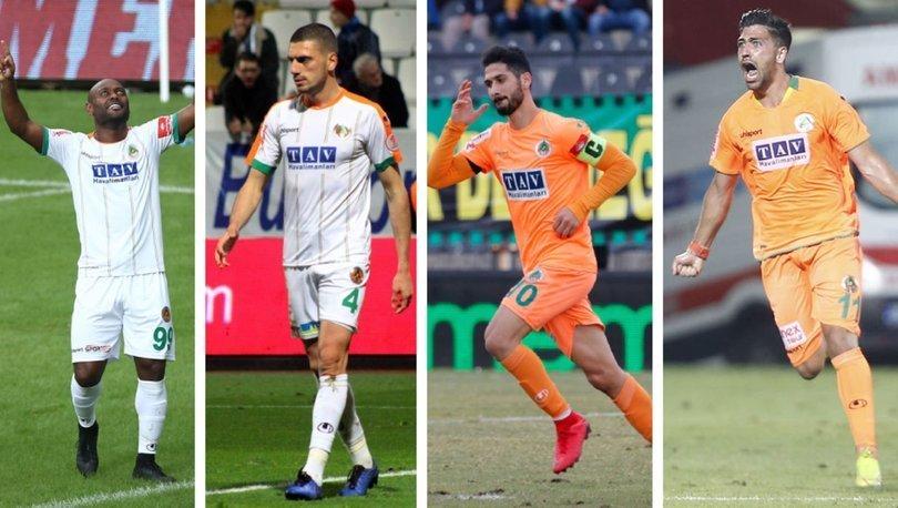 Alanyaspor'un transfer başarısı: 300 milyon lira!