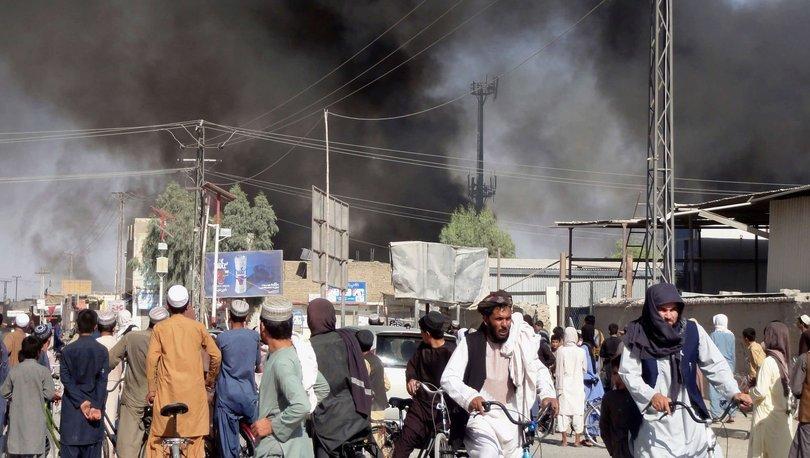 Reuters'a konuşan bir tanık, Afganistan'daki mitingde ölenlerin olduğunu aktardı