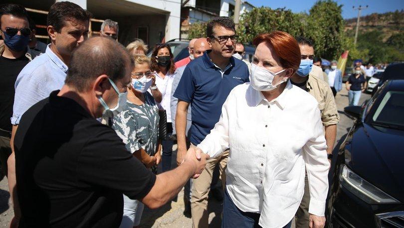 Akşener: Türkiye'de derin bir devlet krizi var - Haberler