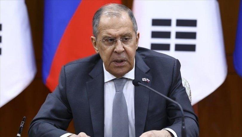 SON DAKİKA: Rusya Dışişleri Bakanı Lavrov: Afganlar arasında diyaloğun sağlanmasından yanayız