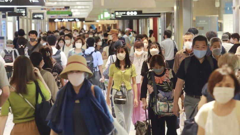 SON DAKİKA: Japonya'da günlük koronavirüs vaka sayısında rekor!