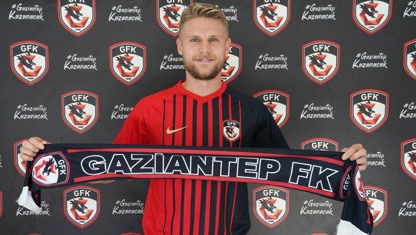 Alexander Merkel, Gaziantep FK'da