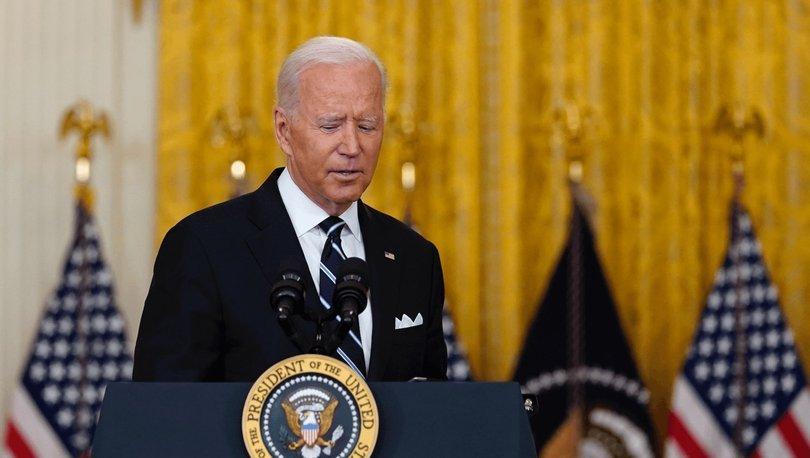 Biden, ''Taliban'ın uluslararası toplum tarafından tanınmak istediğinden'' emin olmadığını söyledi