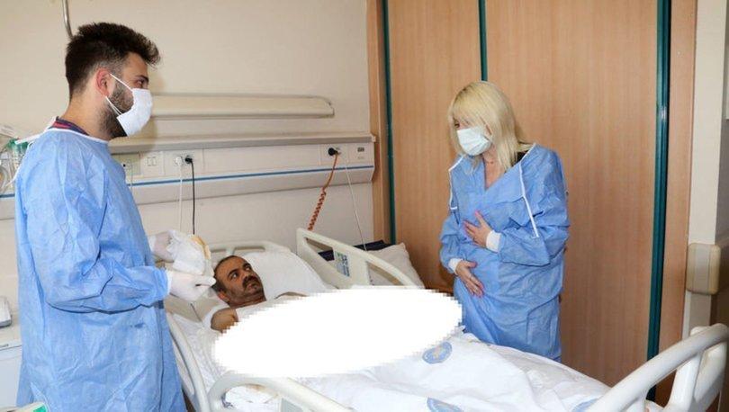 Türkiye'nin çift kol nakli yapılan 5. hastası Ayılmazdır kollarını kullanacağı günü bekliyor
