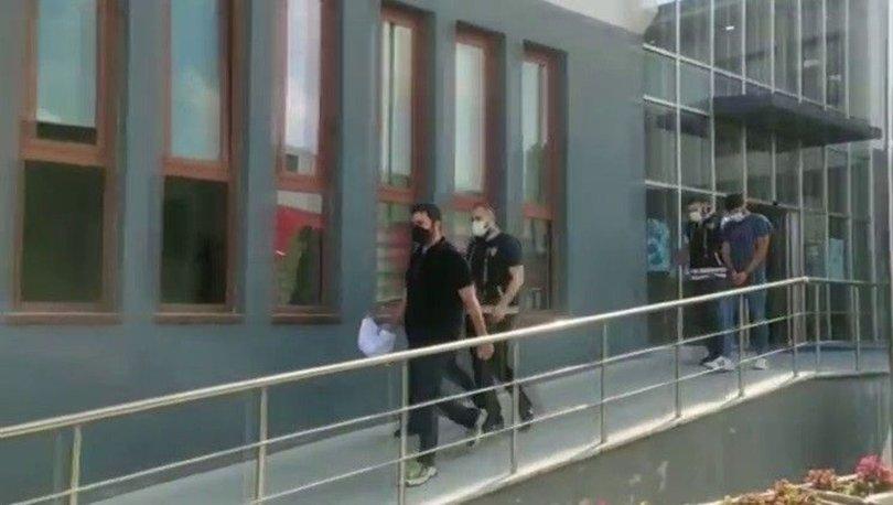 Ataşehir'de polisleri gören şüpheli, uyuşturucu dolu poşeti pencereden attı