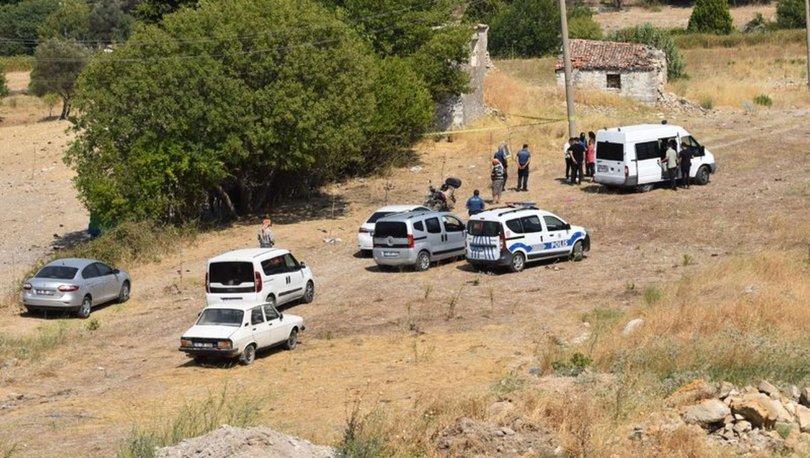 Boş arazide ceset bulundu! Kafasında yara izleri bulundu - Son dakika haberleri