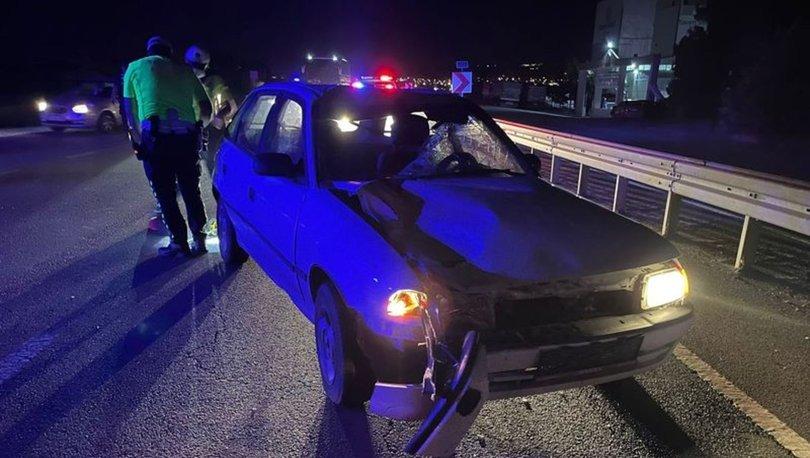 Elazığ'da otomobilin çarptığı yaya hayatını kaybetti