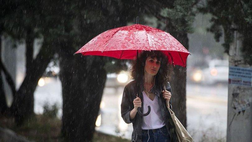 SON DAKİKA! Meteoroloji'den Karadeniz Bölgesine kuvvetli yağış uyarısı