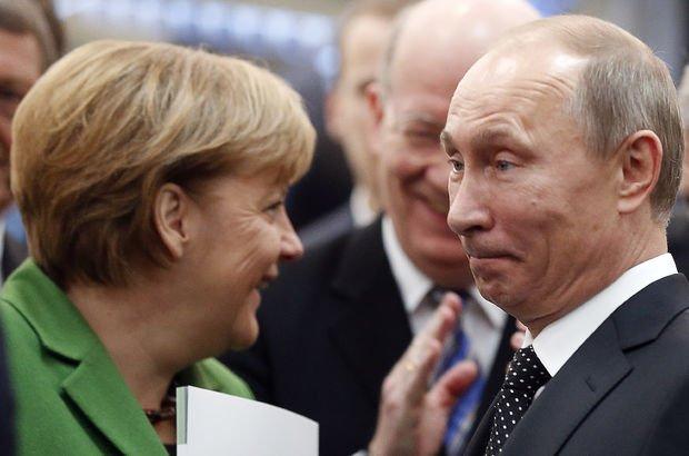 Geçmişten bugüne: Angela Merkel ve Vladimir Putin
