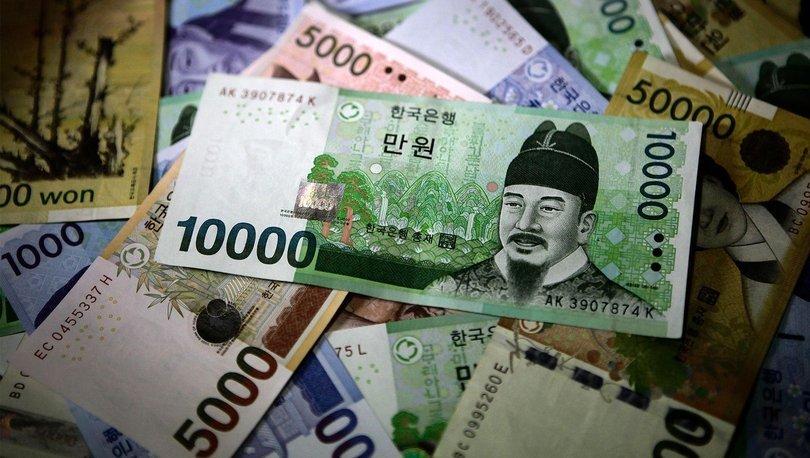 Merkez Bankası döviz listesine Güney Kore wonu eklendi