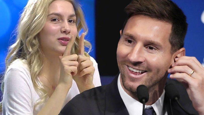Aleyna Tilki'den Lionel Messi yorumu - Magazin haberleri