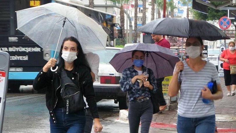 AMAN DİKKAT! Meteoroloji'den son dakika sağanak yağış uyarısı! 3 bölgede etkili olacak - VİDEO HABER