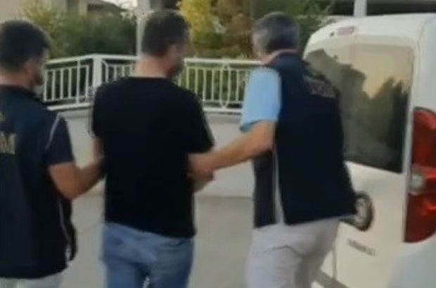 Firari eski belediye başkanı yakalandı!