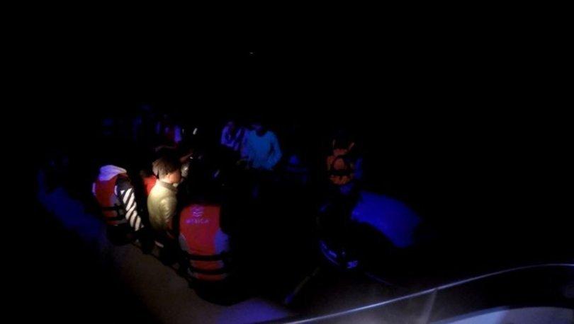 İzmir'de 122 yasa dışı göçmen yakalandı - Son dakika haberleri
