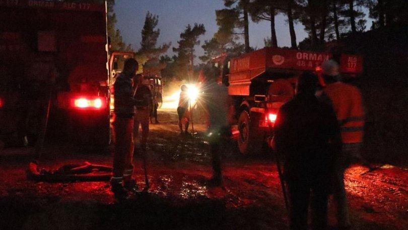 Tarım ve Orman Bakanı Pakdemirli açıkladı: Muğla Köyceğiz yangını kontrol altında - Son dakika haberleri
