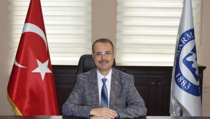 Marmara Üniversitesi'nin yeni rektörü Prof. Dr. Mustafa Kurt oldu