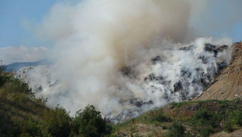 SON DAKİKA! Karabük'te korkutan yangın, müdahale sürüyor