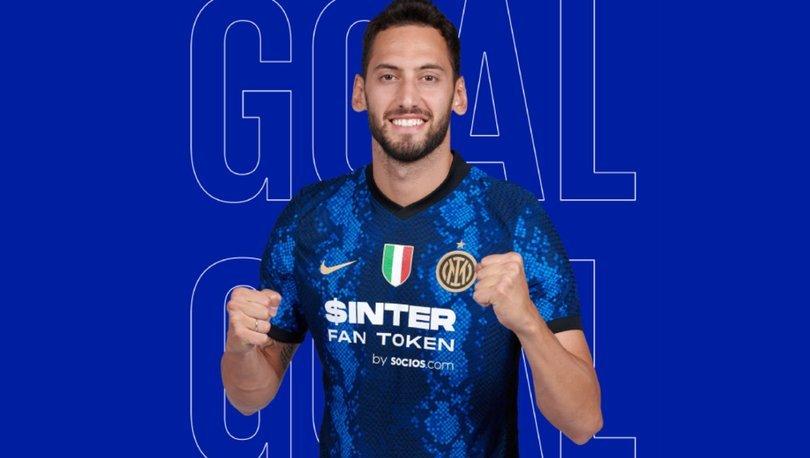 Hakan Çalhanoğlu'ndan süper başlangıç! Inter - Genoa maçında 14 dakikada 1 gol 1 asist...