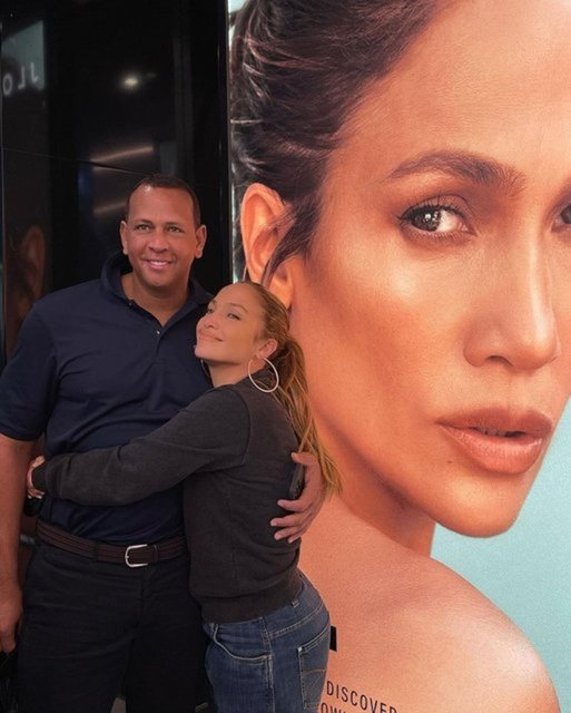 Alex Rodriguez'den Jennifer Lopez hamlesi: Gerçekçi bir insanım - Magazin haberleri