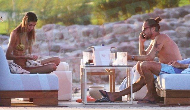 Şevval Şahin sevgilisi Yiğit Marcus Aral ile Bodrum'da - Magazin haberleri