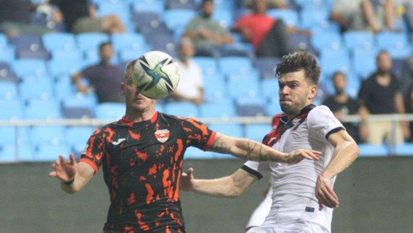 Adanaspor: 0 - Gençlerbirliği: 0 | MAÇ SONUCU