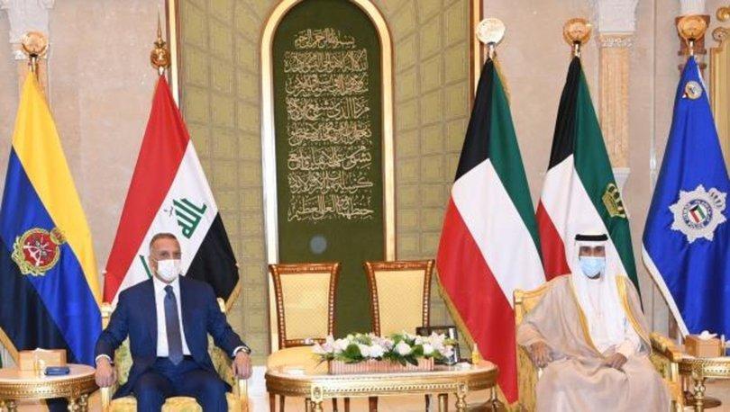 Irak ve Kuveyt ilişkilerini geliştirmek için girişim başlattı