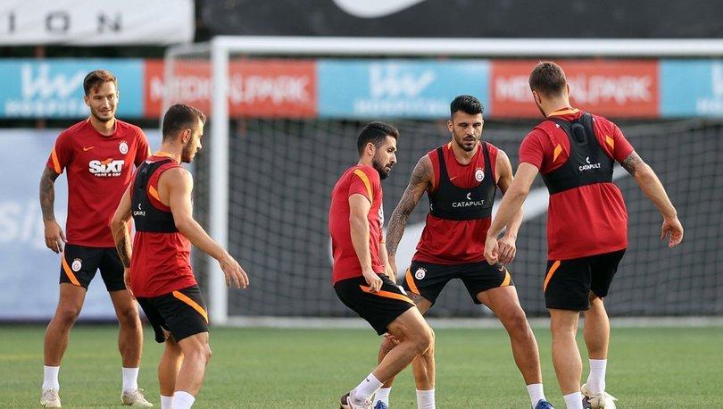 Galatasaray, Atakaş Hatayspor maçı hazırlıklarını tamamladı