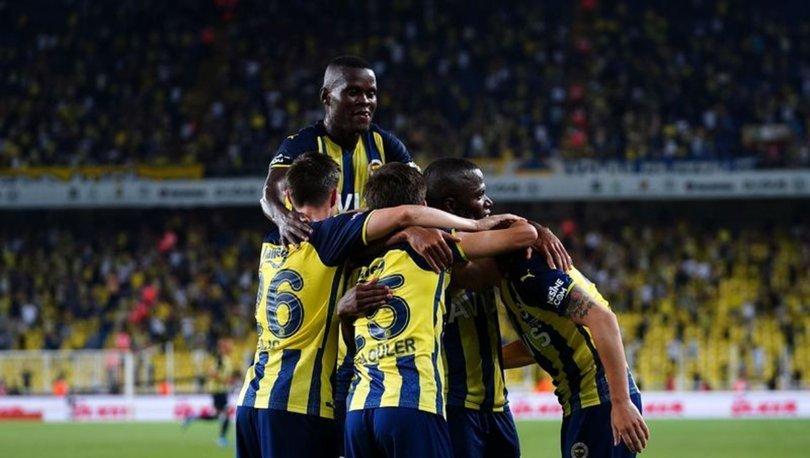Antalyaspor'u yenen Fenerbahçe ikide iki yaptı