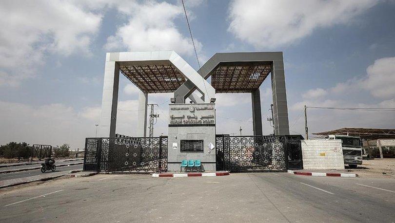 Gazze'deki İçişleri Bakanlığı açıkladı: Mısır, Refah Sınır Kapısını çift yönlü kapatacak