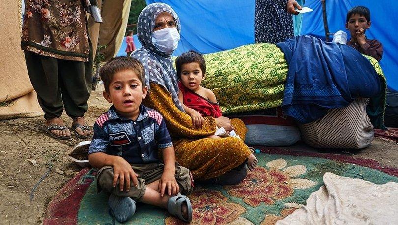 SON DAKİKA: Afganistan'da Taliban'ın kontrolü sağlamasının ardından mülteciler nereye gidecek?