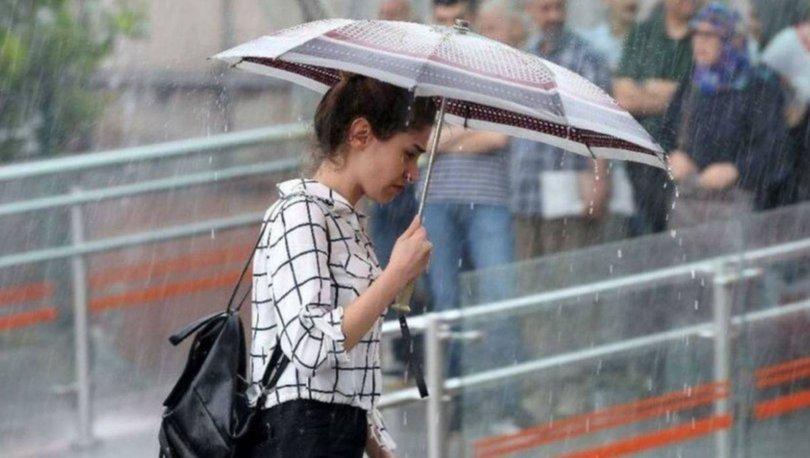 SON DAKİKA: Meteoroloji'den 2 bölge için sel uyarısı! VİDEO HABER