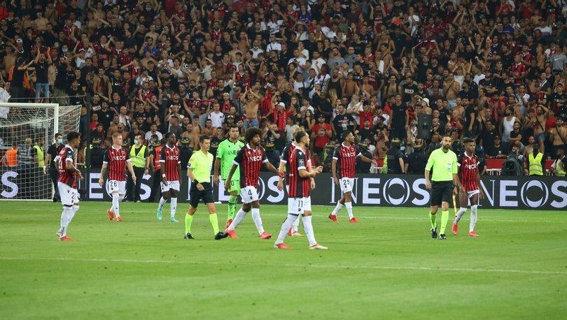 Marsilyalı futbolcular sahaya çıkmadı