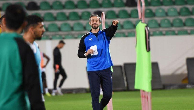 Manisa Teknik Direktörü Serkan Özbalta: