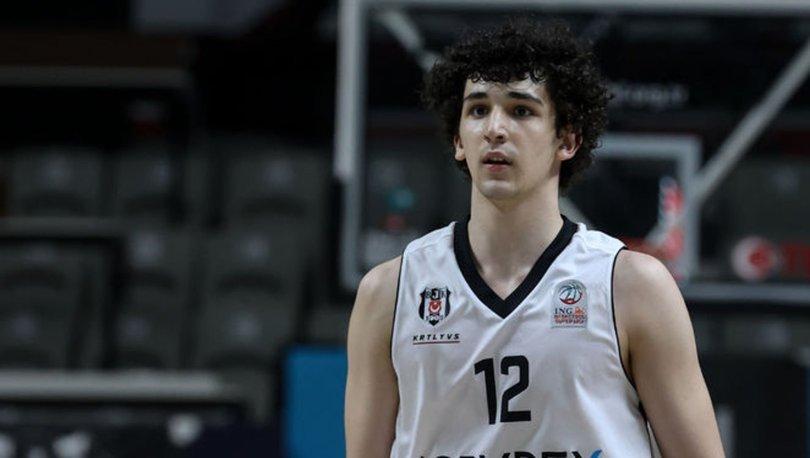 Galatasaray Nef, genç basketbolcu Sadık Emir Kabaca'yı kadrosuna kattı