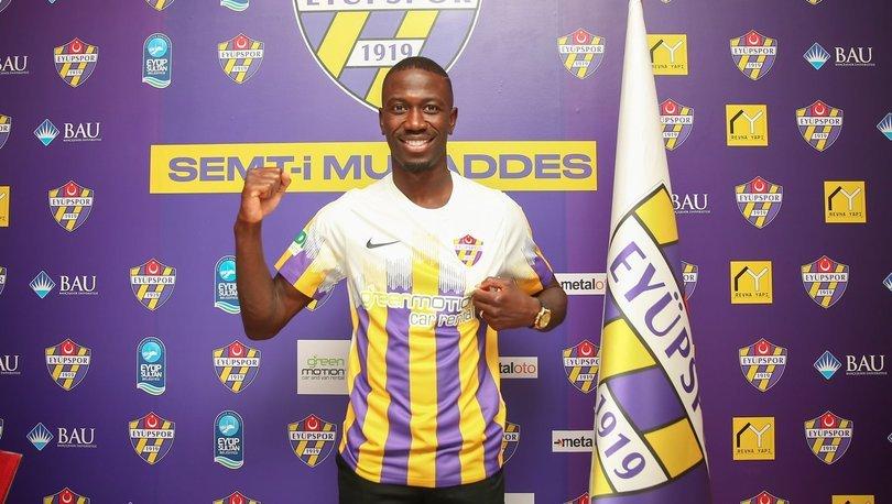 Eyüpspor, Adana Demirspor'dan Pa Dibba'yı transfer etti