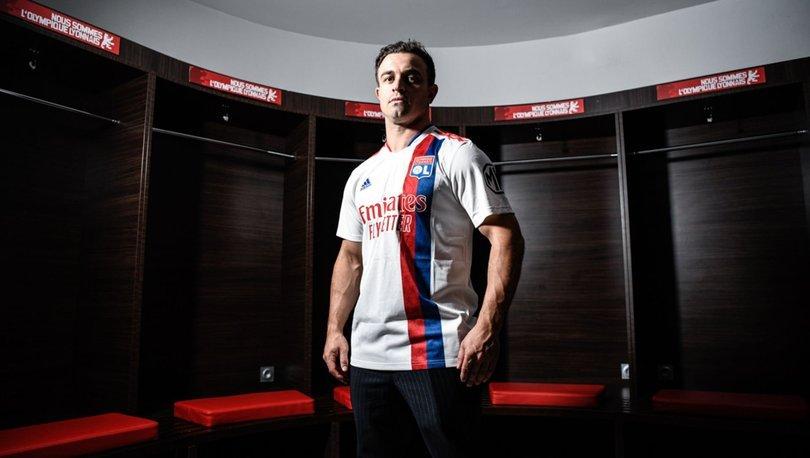 Olympique Lyon, Shaqiri'yi kadrosuna kattı