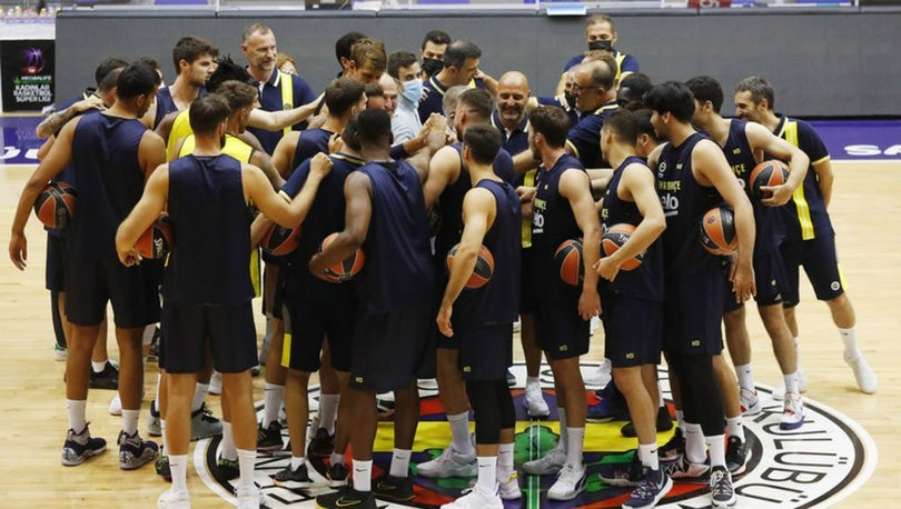 Fenerbahçe Beko Erkek Basketbol Takımı yeni sezon hazırlıklarına başladı