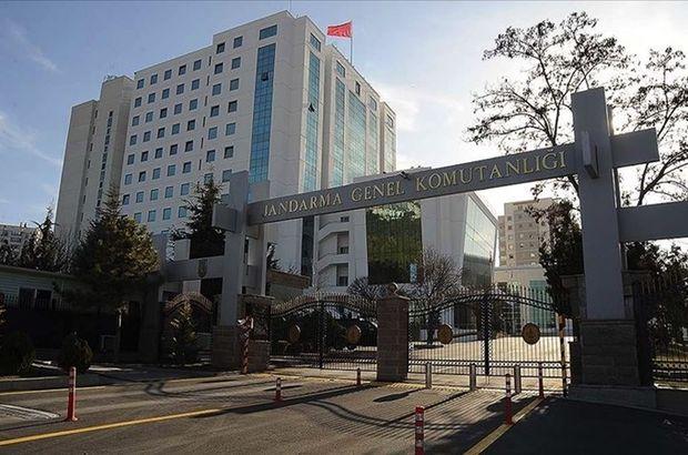 Jandarma Genel Komutanlığı atama kararları Resmi Gazete'de
