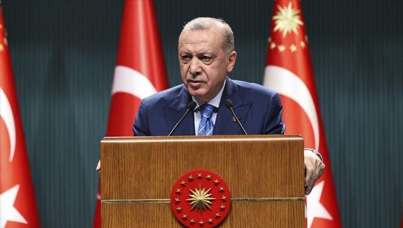 Cumhurbaşkanı Erdoğan Genç Dostu Şehirler Kongre ve Sergisi'nde konuştu