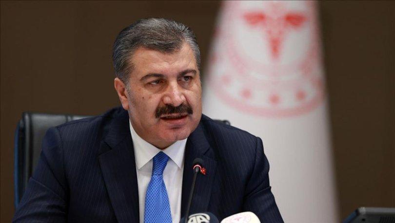 Sağlık Bakanı Koca'dan aşı dozu açıklaması: Dünyada 7'nciyiz